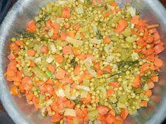 Alisha's Homesteading Blog: Homemade Dog Food