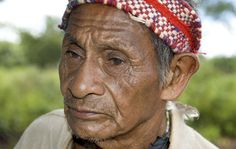 Guarani Indians in Brazil fear imminent bloodshed as gunmen known to have assassinated indigenous leaders in recent years have taken up positions around them, and fired shots. The Guarani have reported that the gunmen, from notorious security company Gaspem, have been contracted by local ranchers and have positioned themselves around 100 meters away from the Indians. One Guarani man said, 'The gunmen want to extinguish all of us. We want the world to know what's happening to us'.