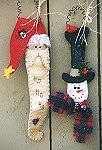 Christmas Pals Ornaments, Christmas Crafts