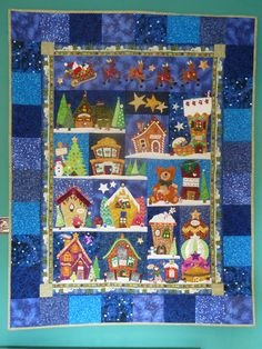 Welcome to the North Pole Quilt - 2014