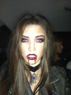 When it comes to Halloween costumes vampires are always the first choice. The vampires of twilight saga, true blood or the fangs are great. The vampire costume could be quite sexy. If you want all the sexiness of the vampire look, bloody fangs, funky eyes will help you get a dark and sexy makeup look. The Vampires Dress will get all the attention of the party and you will wish if it could be worn all year around.