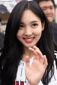 Twice-Nayeon 180401 First Pitch 2018 KBO League Twice Jyp, Twice Once, Bad Girlfriend, Twice Group, Twice Fanart, Nayeon Twice, Im Nayeon, Dahyun, Seolhyun