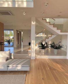 Home Room Design, Dream Home Design, Modern House Design, My Dream Home, Home Interior Design, Interior Architecture, Houses In Poland, Dream House Interior, Dream Rooms