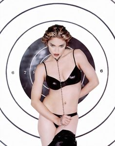 "Madonna 1994 ""Esquire"" mag by Wayne Maser. The pictures accompanied an  interview by Norman Mailer in the August issue."