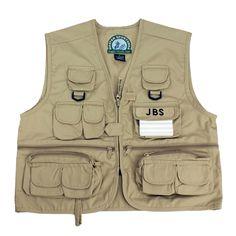 Master Sportsman Childrens Fishing Vest | Kids Fishing Vest-JM Cremps Adventure Store