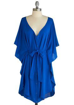 Jack by BB Dakota Blue and Me Forever Dress | Mod Retro Vintage Dresses | ModCloth.com