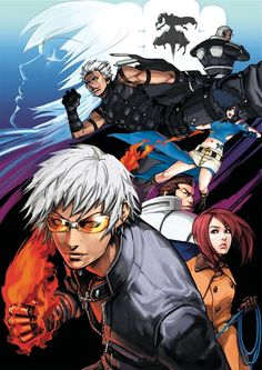 NESTS - King of Fighters 99-2001 by Hiroaki