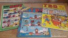 DDT / TBO 2000 / TBO EXTRAORDINARIO / LOS 3 EN BUEN ESTADO.