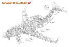 Republic RG3 SeaBee Airplane Blueprint by BlueprintPlace
