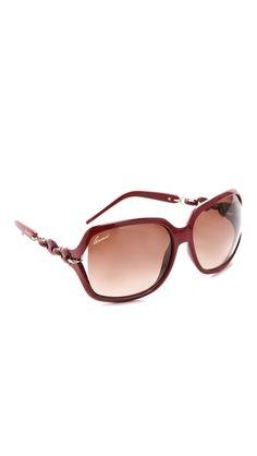34c062640962 Gucci Chain Link Square Sunglasses Police Sunglasses, Gucci Sunglasses,  Cool Sunglasses, Sunglasses Online