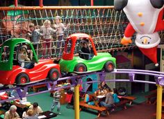 Bekijk alle foto's van het kinderpretpark in Braamt Days Out With Kids, Travel With Kids, Kids And Parenting, Places To Travel, Things To Do, Monster Trucks, Van, Vacation, Children