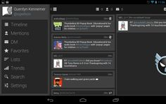 Falcon Pro for Twitter beta preview