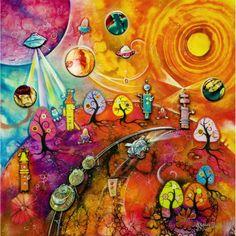Kerry Darlington - Lollipop Galaxy