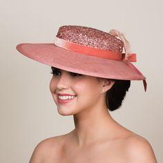 Trends For Women S Fashion 2018 Product Fascinator Hats, Headpiece, Fascinators, Fedora Hat Women, Boater Hat, Fancy Hats, Love Hat, Pink Hat, Brim Hat