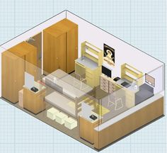 Designyourdorm.com is so cool! It has floor plans of most dorms and allows you to layout your door before you get there!