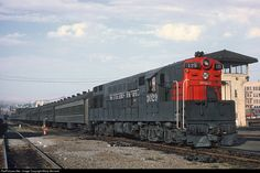 RailPictures.Net Photo: SP 3029 Southern Pacific Railroad FM H-24-66 at San Francisco, California by Marty Bernard