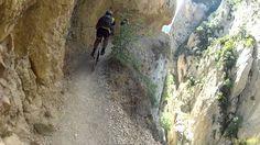 El Congost de Mont Rebei en Btt by Juanjo 06 10 2012