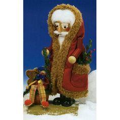 PINNACLE PEAK RETIRED Steinbach SIGNED Good Old Santa German Christmas Nutcracker at Sears.com