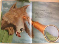 Antonella è alla ricerca di altri lupi!