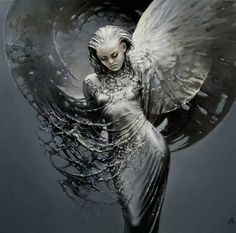 Karol Bak, its an incredibly inspiring piece