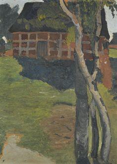 Paula Modersohn-Becker - Figurative Painting - German Expressionism