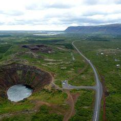 Kerið Crater - TripCreator