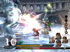 Original Videogame: valkyrie profile 2: Silmeria