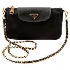 783d0de0eedd Clutch bag PRADA ($830) ❤ liked on Polyvore featuring bags, handbags,  clutches, metallic purse, prada purses, metallic handbags, prada handbags  and ...