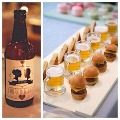 Event Decor: beer garden