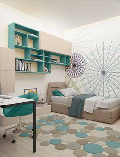 Студия в Ялте - 3D-проект компактного пространства | PINWIN - конкурсы для архитекторов, дизайнеров, декораторов