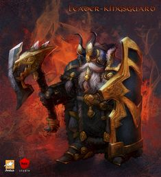 King guard ( tier 1) by EGOR-URSUS.deviantart.com on @deviantART