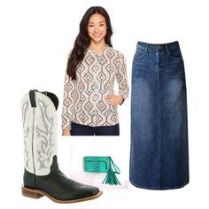 >>Aztec/Country Girl<<