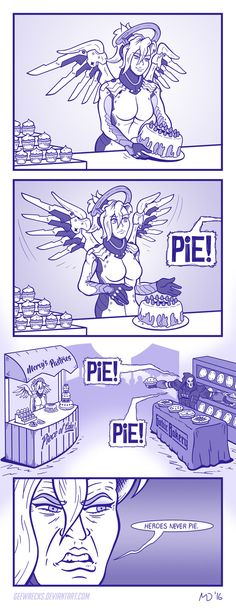 Overwatch - The Reaper Is a Part-Baker! by Geewrecks