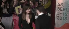 """Jamie and Dakota in 'Fifty Shades of Grey' World Premiere at Berlinale"""