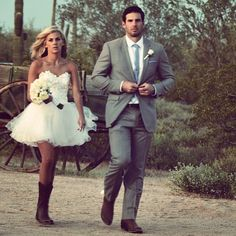 Sam Steele & Christian Ponder - LOVE these two.