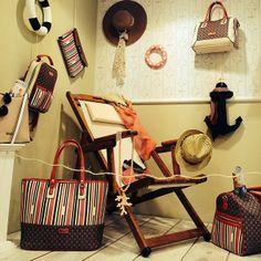 Doca marine club #doca #style #fashion #vm #visual #merchandising #window #display #navy #shop #tsimiski #now#ss14