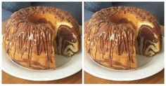 Czech Recipes, Muffins, Amazing Cakes, Doughnut, Recipies, Food And Drink, Pudding, Bread, Baking