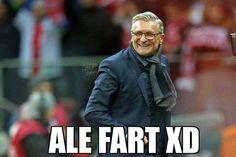 Ale fart - Adam Nawałka po meczu Polska Armenia • Nawałka w ostatniej chwili uciekł spod topora • Wejdź i zobacz memy piłkarskie >> #polska #pilkanozna #futbol #sport #memy #pol #smieszne