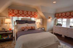 RoomReveal - Transitional Teen Bedroom for DC Design House by Samantha Friedman