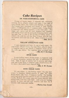 Vintage 1932 Clay County Kansas Recipe Book The Times Cookbook Compiled by Mrs Maude Richey