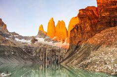 Torres del Paine, Patagonia. Credits Matt Sims