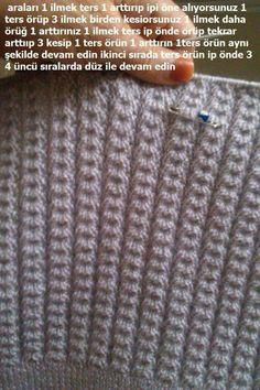 Diy Crafts Knitting, Easy Knitting Patterns, Knitting Stitches, Baby Knitting, Stitch Patterns, Crochet Woman, Diy Crochet, Knit Vest Pattern, Yarn Shop