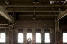 Abandoned warehouse engagement   Pittsburgh