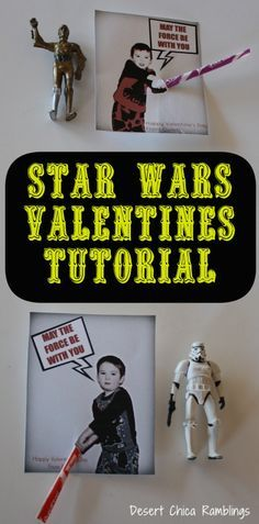 Star Wars Valentines With Picmonkey Tutorial