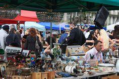 Flohmarkt , Vienna Austria