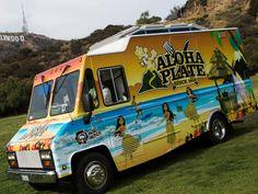 The Great Food Truck Race, Season 4: Aloha Plate
