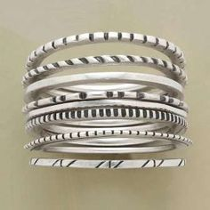 Stackable Rings - love them!