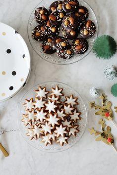 Petits biscuits sucrés pour les fêtes #matableausommet