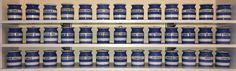 T.G.Green 'Cornish Ware' Spice Jar collection