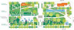 The Urban Fountain: CityGarden Saint Louis Park, St Louis, Landscape Design Plans, Landscape Architecture, Plan Sketch, Park Resorts, Design Language, Master Plan, Urban Planning